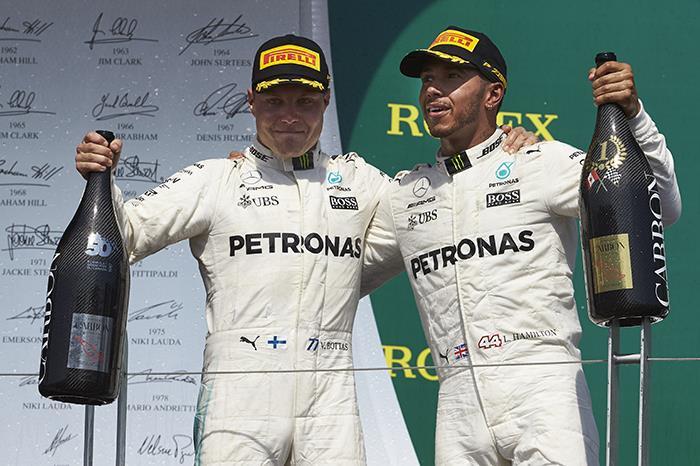 Hamilton cuts Vettel's F1 lead with Canadian GP win
