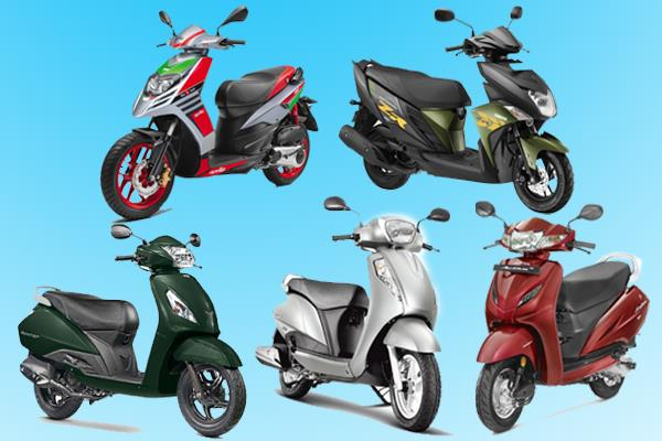 Top 5 scooters you can buy
