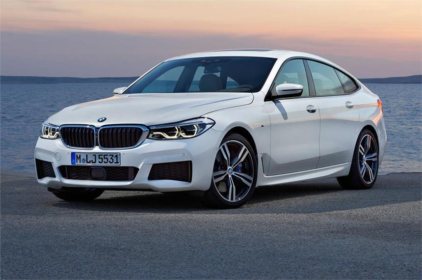 New BMW 6-series GT revealed