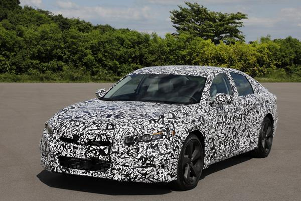 Tenth-generation Honda Accord to feature turbocharged petrol engine