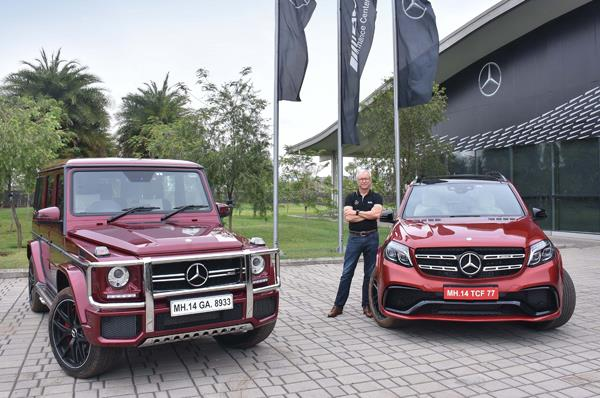 Mercedes-AMG GLS 63, G 63 Edition 463 performance SUVs launched