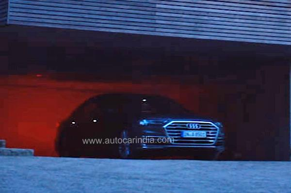 All-new Audi A8 teased ahead of global debut