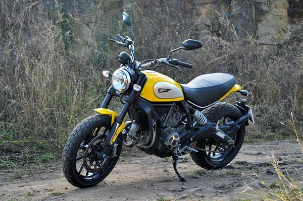 Ducati Scrambler, Monster 821 and Panigale 1299 discontinued in India
