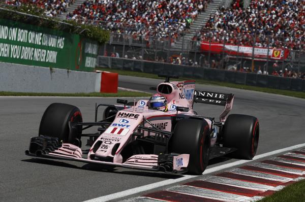 Force India mulls name change