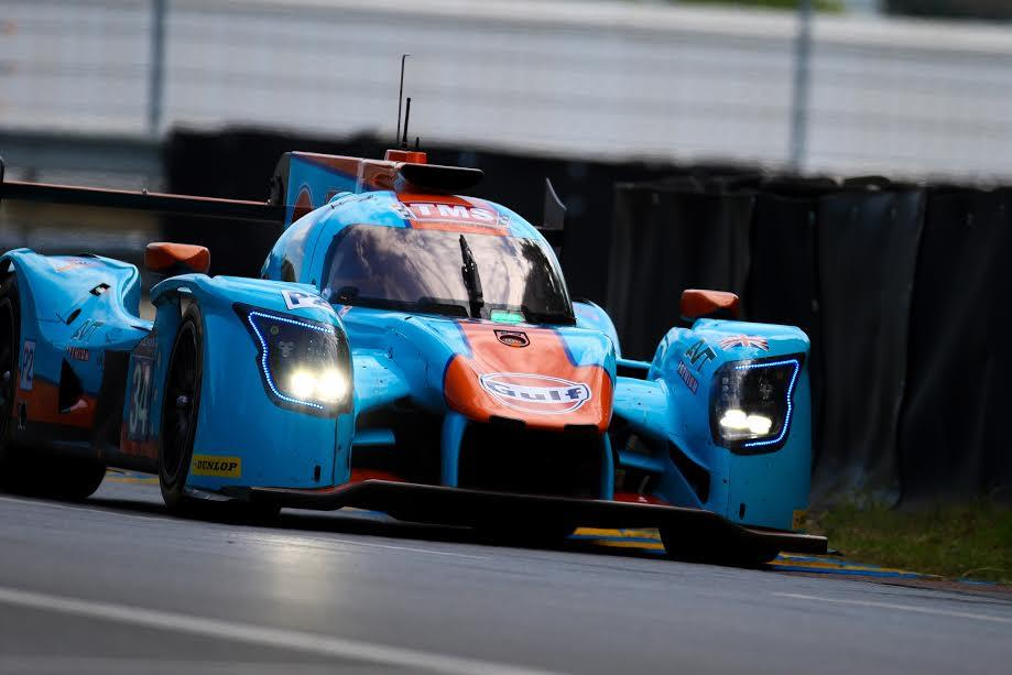 Chandhok secures top 10 LMP2 finish at Le Mans 2017