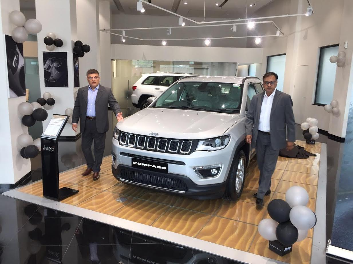 Jeep Compass India bookings open