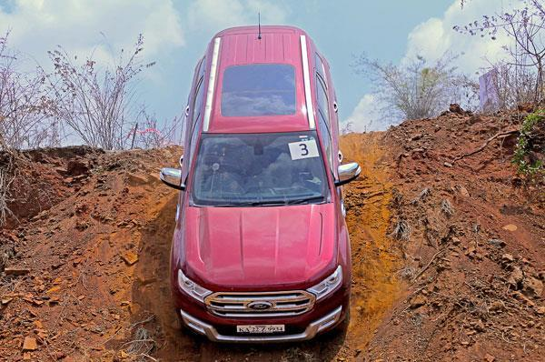 Ford Endeavour line-up reduced to three variants