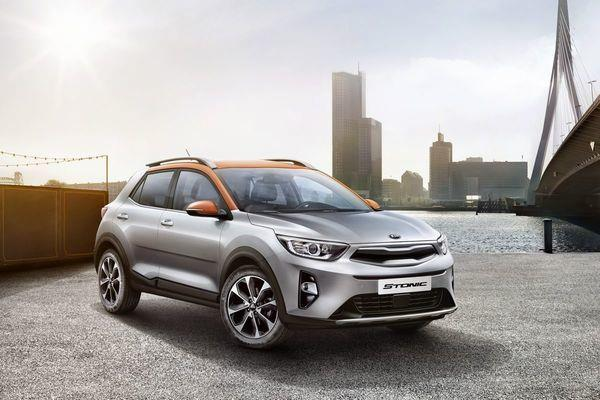 New Kia Stonic revealed