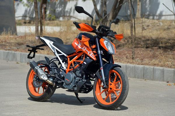 KTM recalls 125 and 390 Duke in Europe