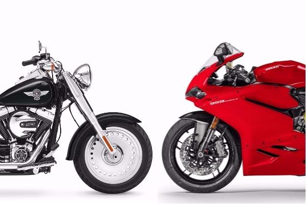 Bajaj, Harley-Davidson said to be in talks for Ducati buyout