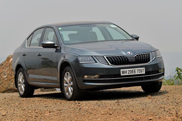 Skoda Octavia facelift variants explained
