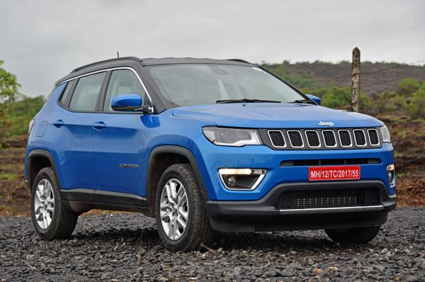 India-spec Jeep Compass: 5 things to know