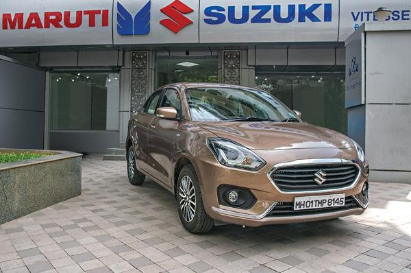 Three-month waiting for new Maruti Dzire