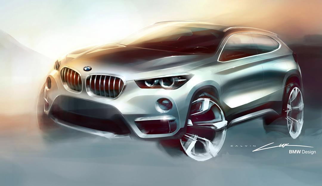All-new BMW X3 global debut on June 26