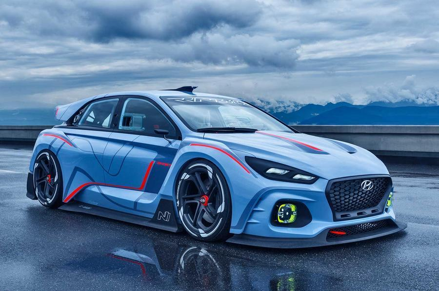 Second Hyundai N Performance model reveal in 2018