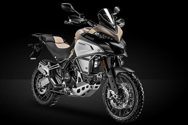 Ducati Multistrada 1200 Enduro Pro launched in Europe