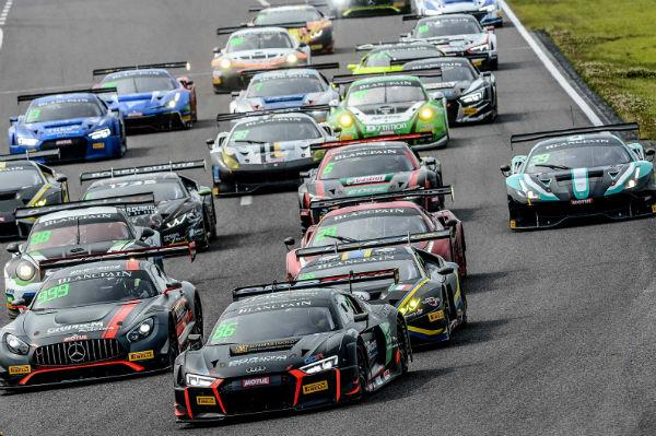 Mixed weekend for Patel in Suzuka GT3