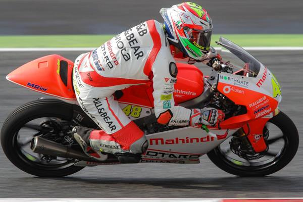 Mahindra to exit Moto3 next year