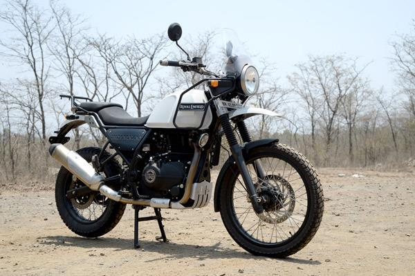 Royal Enfield Himalayan not being discontinued