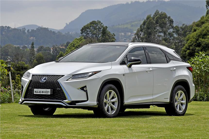 Seven-seat Lexus RX SUV to be unveiled at Tokyo