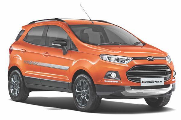 Ford EcoSport, Figo, Endeavour prices go down