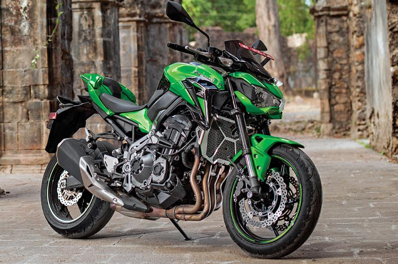 2017 Kawasaki Z900 review, test ride