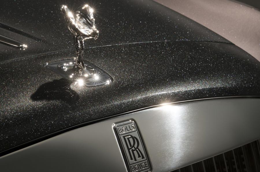 Rolls-Royce rules out hybrid cars