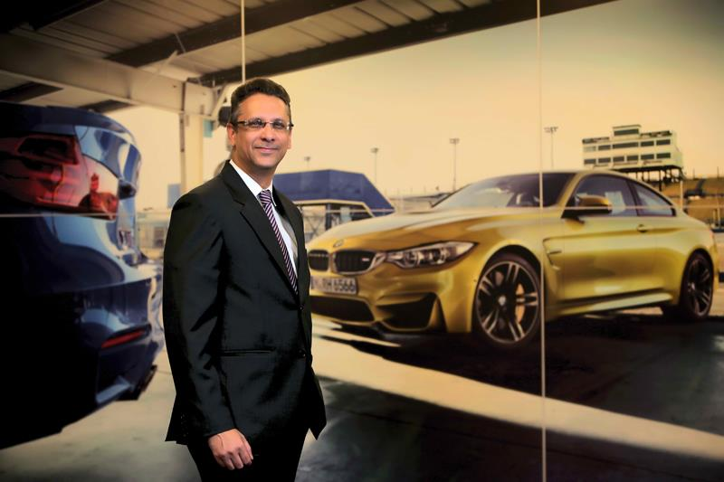 BMW confident about tapping into rising luxury market potential