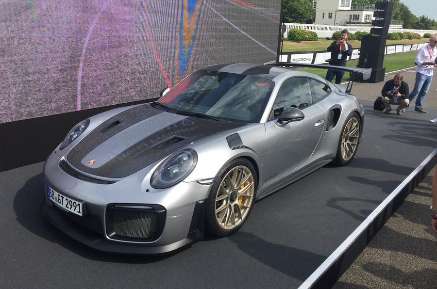 New GT2 RS is Porsche's most powerful 911 yet