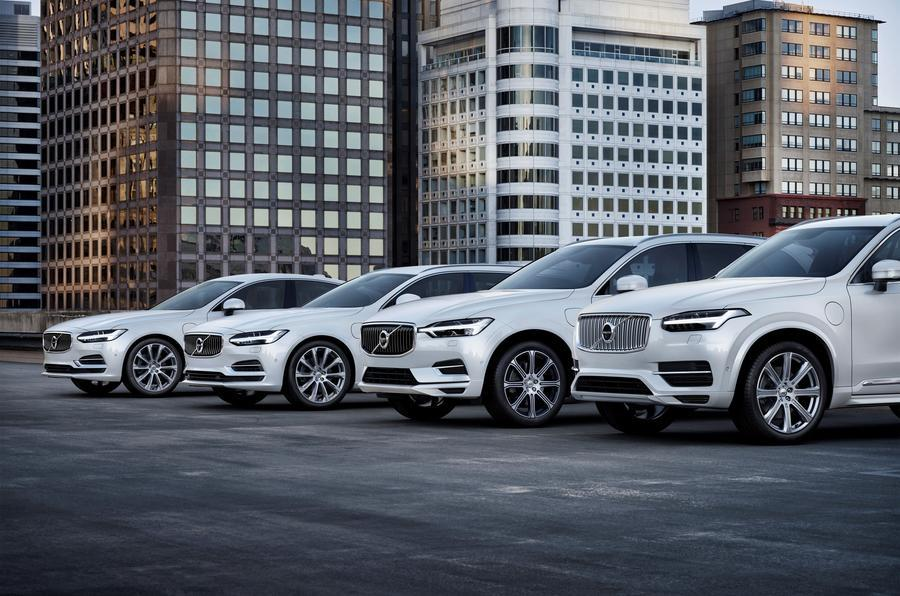 Volvo to launch five fully electric models by 2021
