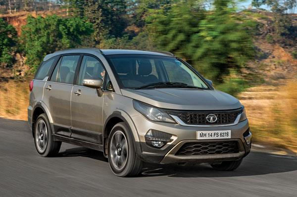GST effect: Tata Hexa now cheaper by up to Rs 2.17 lakh