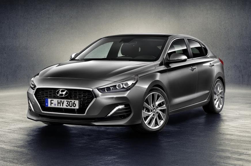 New Hyundai i30 Fastback revealed