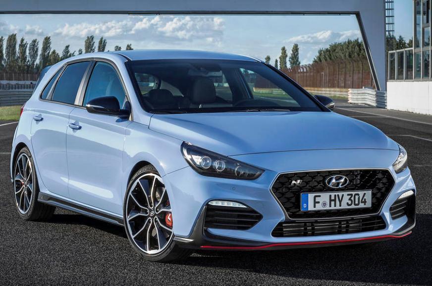 Hyundai unveils 275hp i30 N hot hatch
