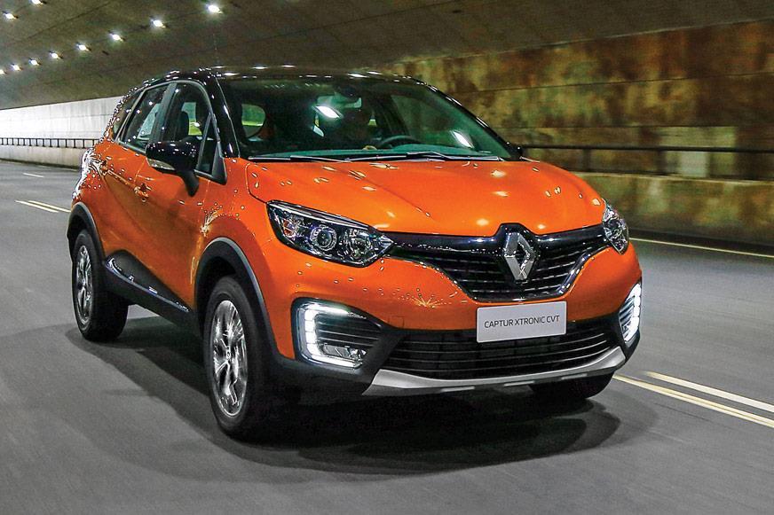 India-spec Renault Captur details revealed