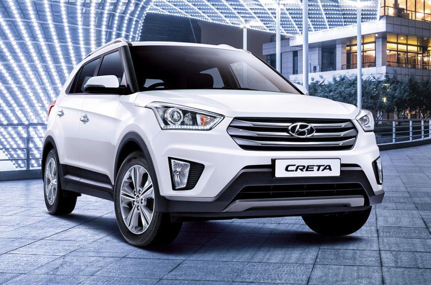 Hyundai Creta prices down by up to Rs 63,000