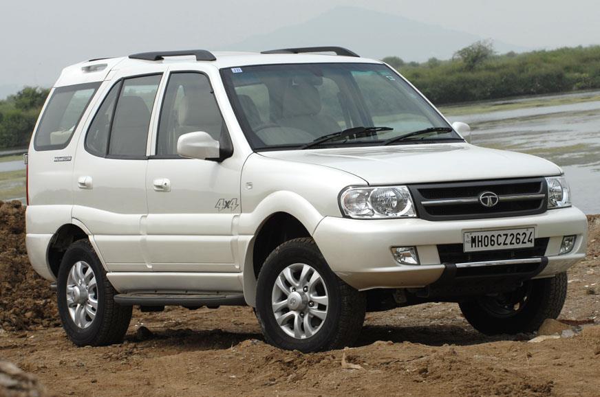 Tata Safari DICOR axed in India