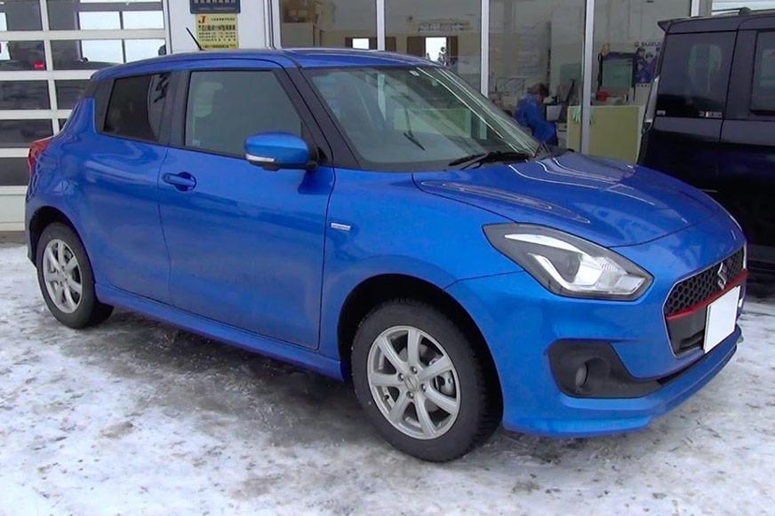 New Suzuki Swift Hybrid unveiled