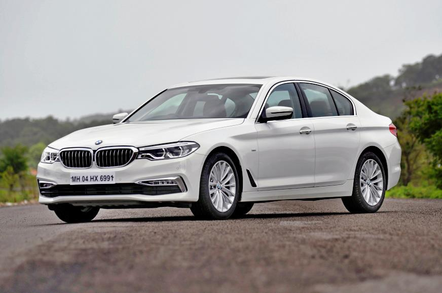 2017 BMW 520d review, test drive
