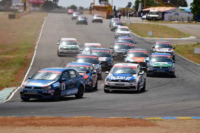 MRF National Racing Championship Round 1, Day 2