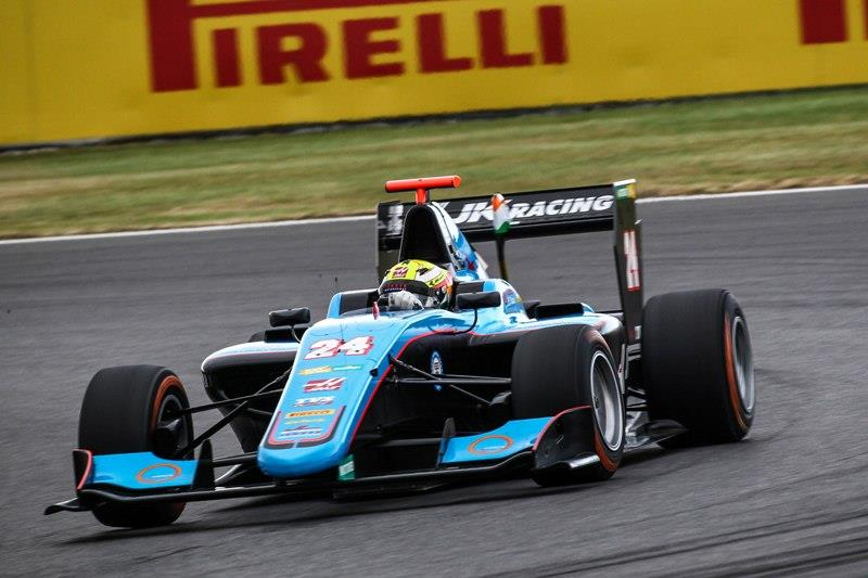 GP3: Points finish for Maini in Silverstone
