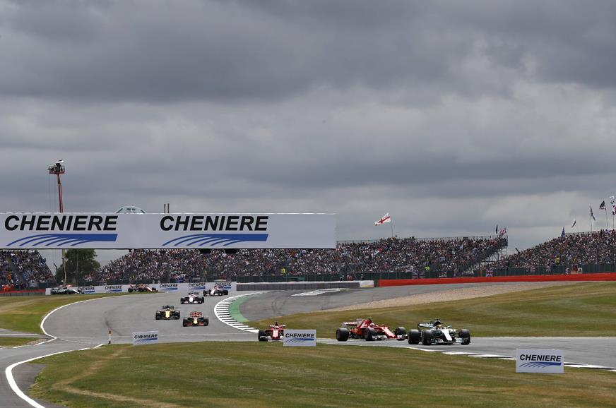 Hamilton takes dominant British GP win