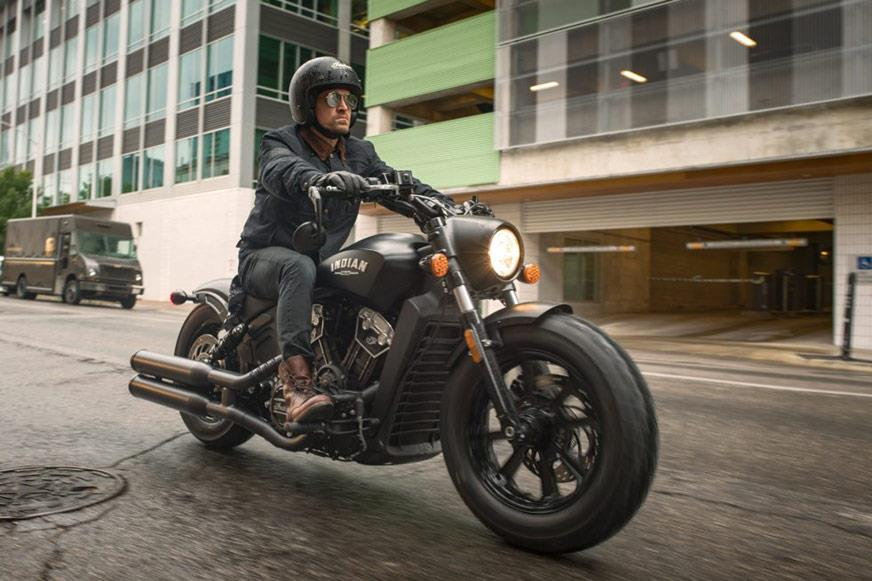Indian unveils new Scout Bobber