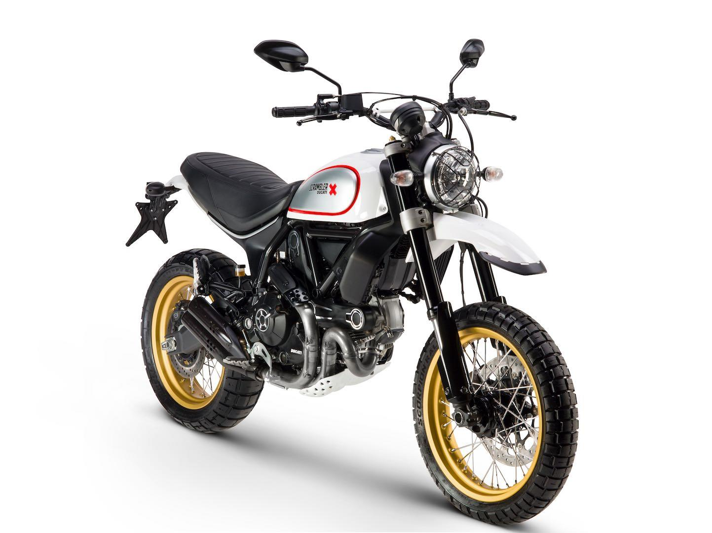 2017 Ducati Scrambler Desert Sled launched at Rs 9.32 lakh