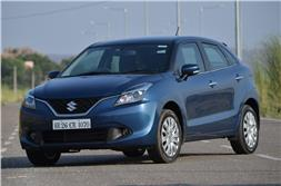 Maruti Baleno Alpha automatic launched at Rs 8.34 lakh