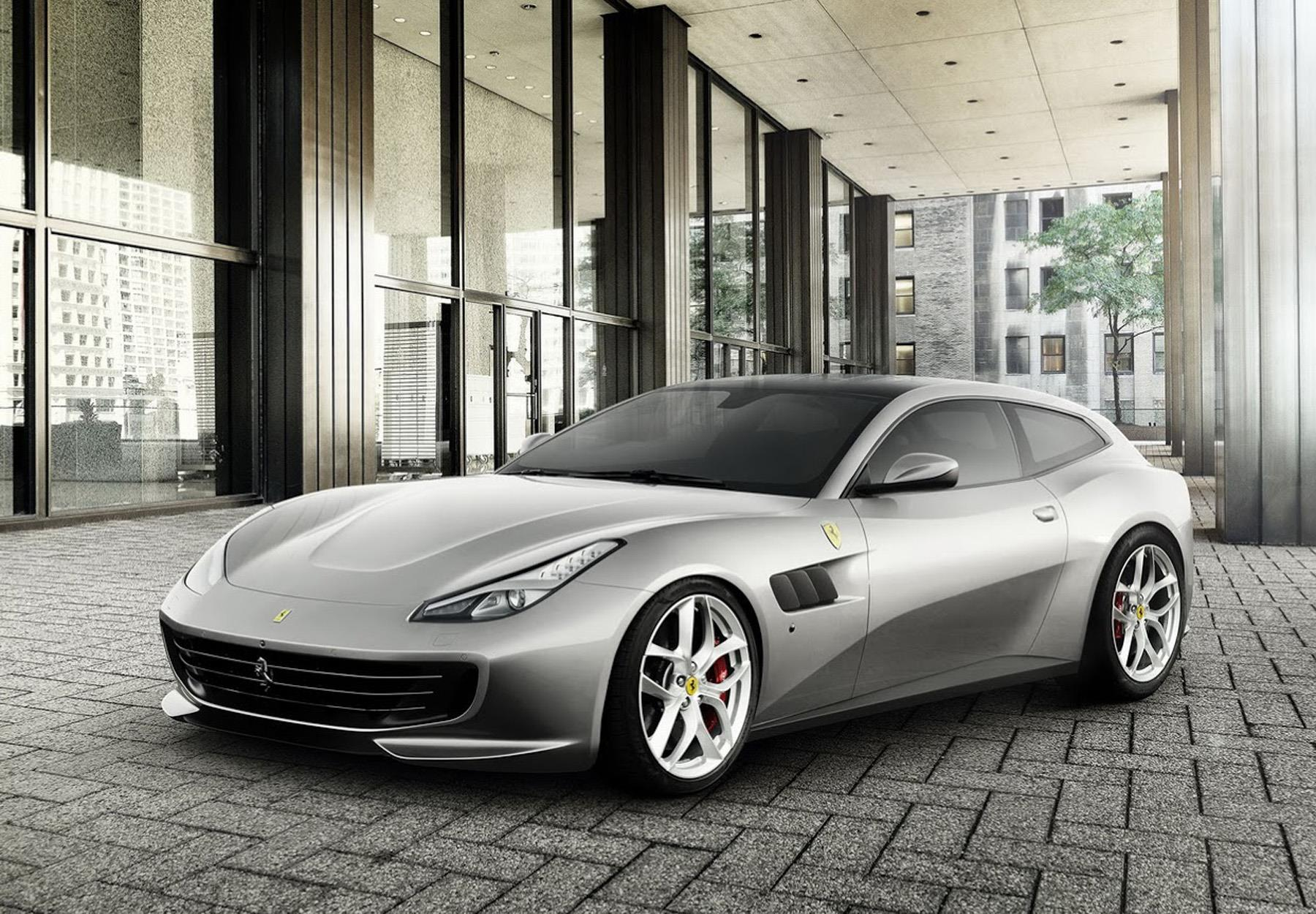 Ferrari GTC4Lusso India launch on August 2, 2017