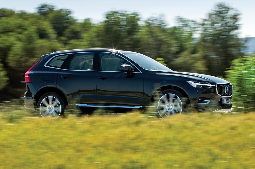 2017 Volvo XC60 review, test drive