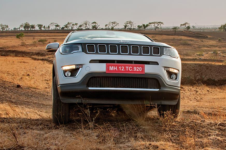 2017 Jeep Compass review, test drive