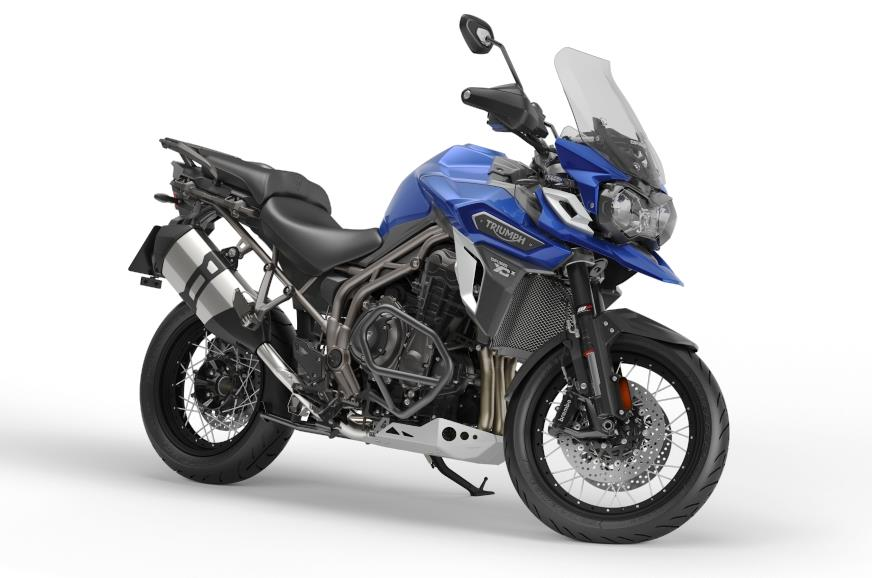 Triumph Tiger Explorer XCx launched in India at Rs 18.75 lakh