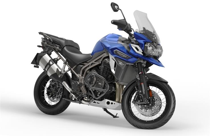 Triumph Tiger Explorer XCx launched in India at Rs 18.75 ...