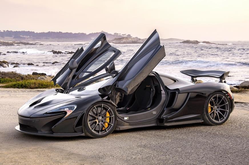 New McLaren P15 to ditch hybrid engine